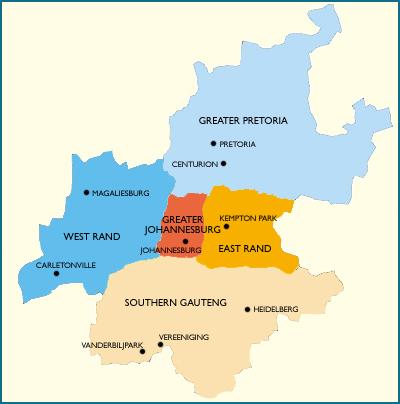 Conference venues Tshwane