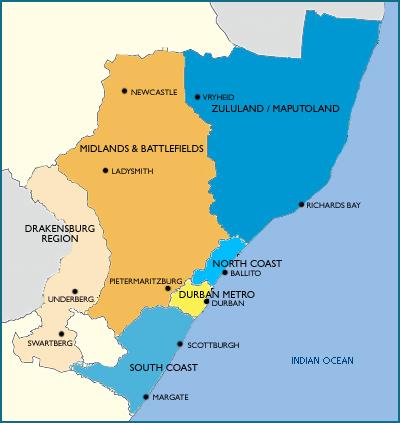 Conference venues Pietermaritzburg
